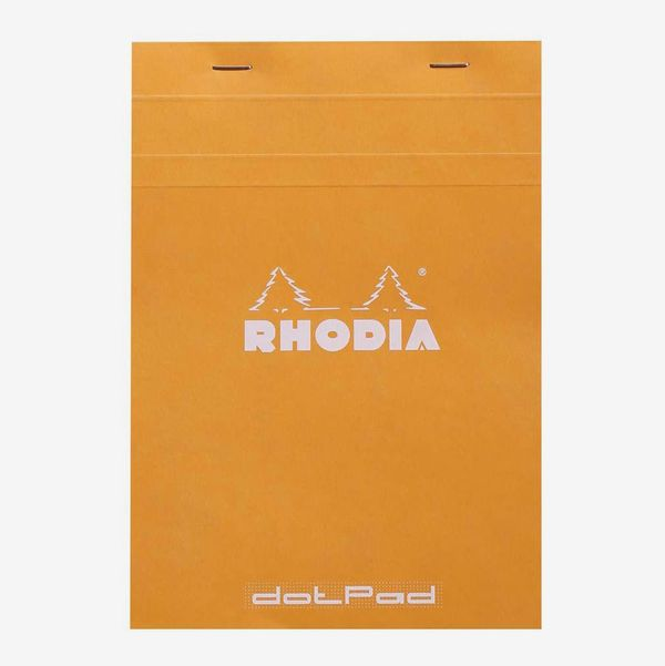 Rhodia Stapled A5 Pad