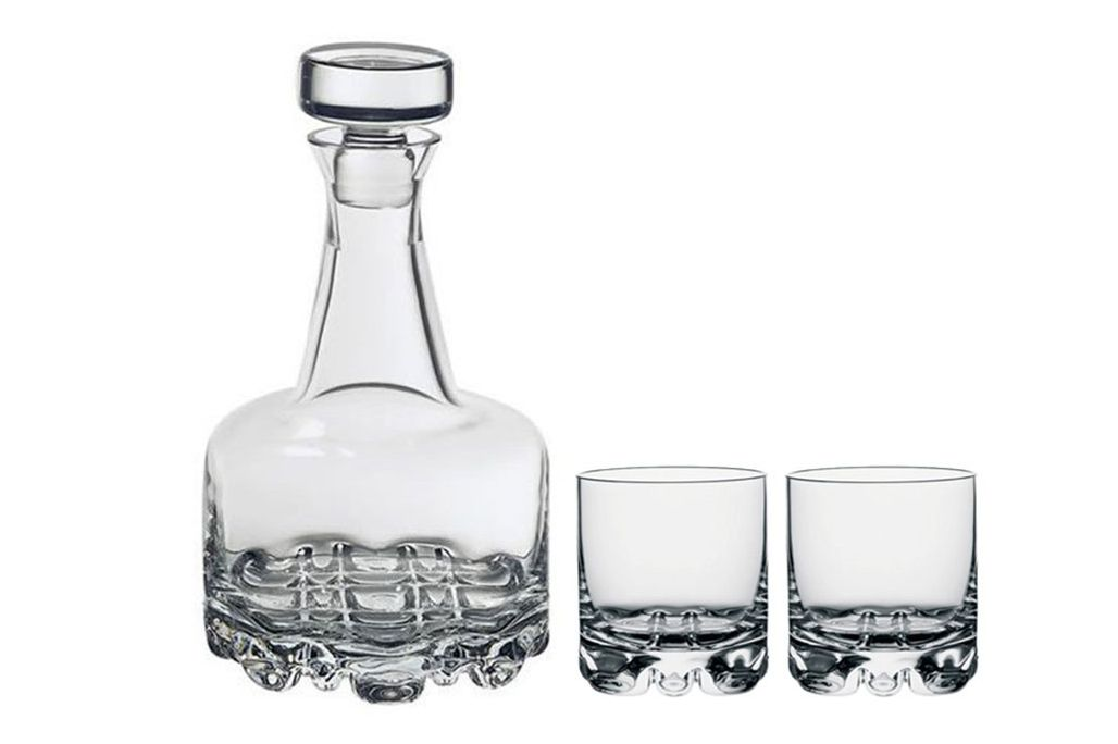 Orrefors Decanter Set