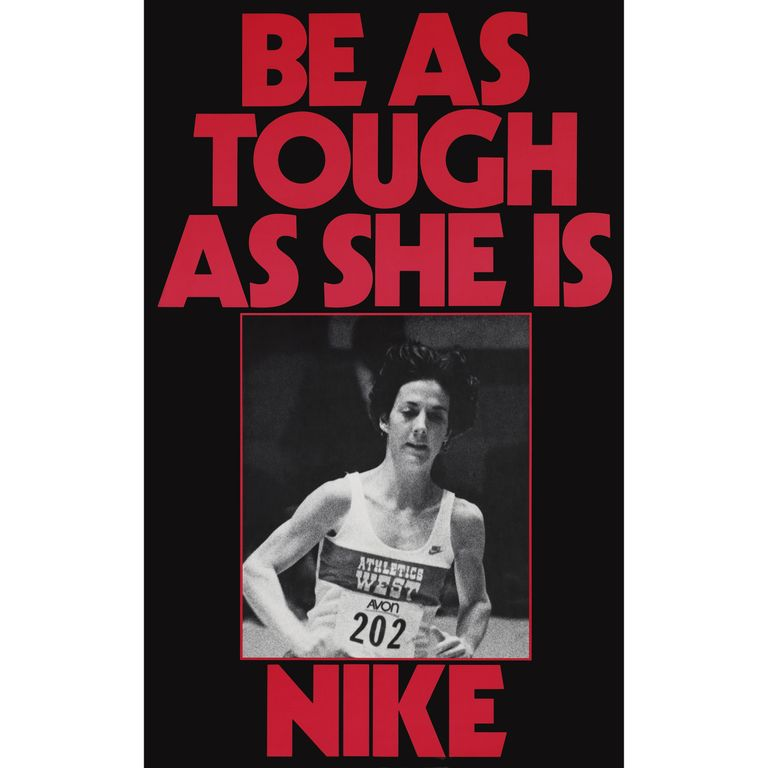 See Cool Vintage Nike Women S Ads Through The Ages