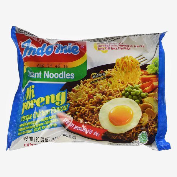 Indomie Mie Goreng BBQ Chicken Instant Noodles