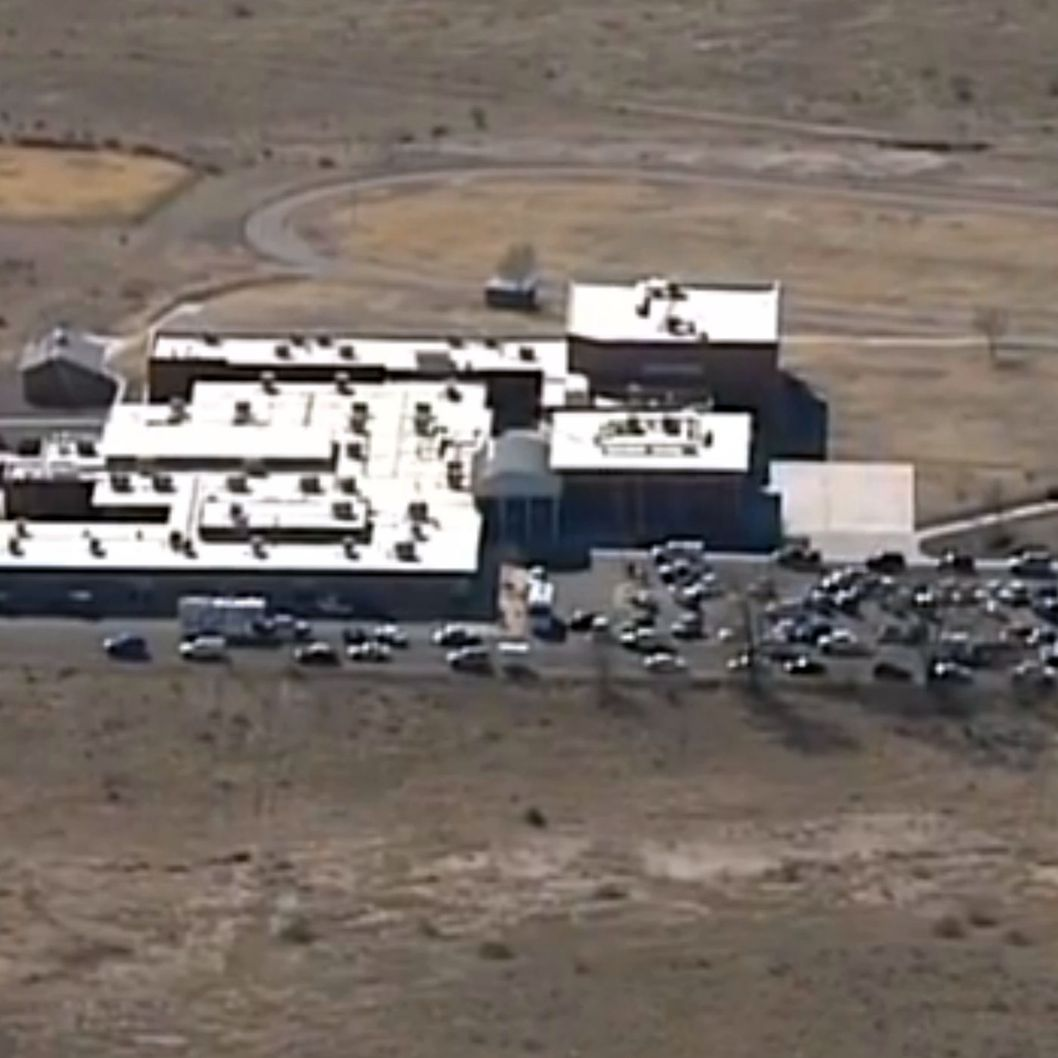 School Shootings 2014: Two Hurt In New Mexico Middle-School Shooting -- NYMag