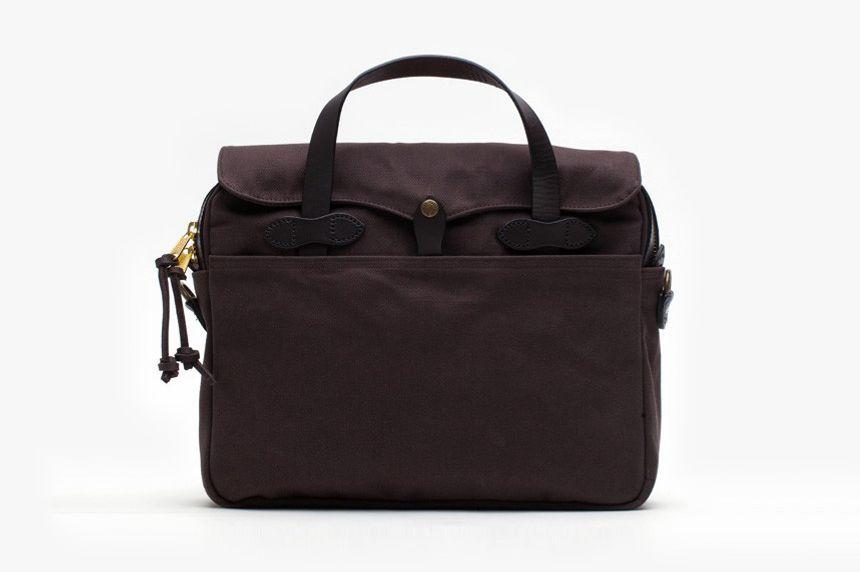 Filson Original Briefcase in Brown