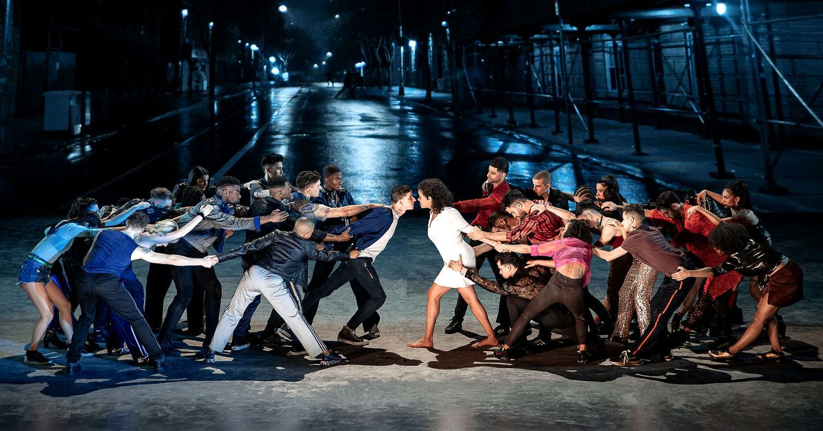 In the New West Side Story, When You're Onstage You're Onscreen All the Way