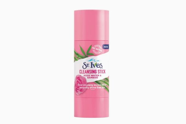 St. Ives Rosewater And Bamboo Stick Facial Cleanser