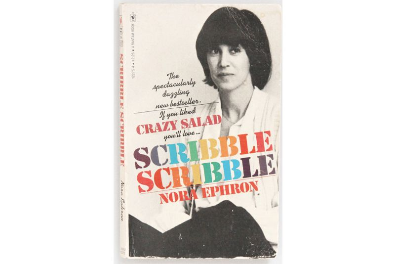 """Scribble Scribble,"" by Nora Ephron"