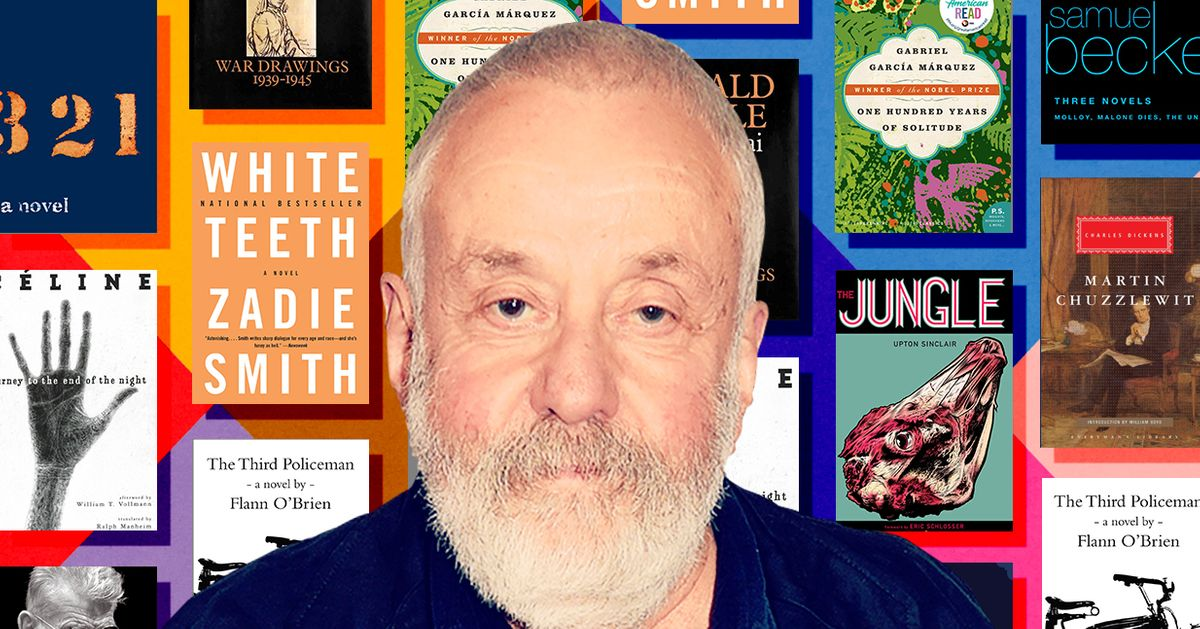 Mike Leigh's 10 Favorite Books