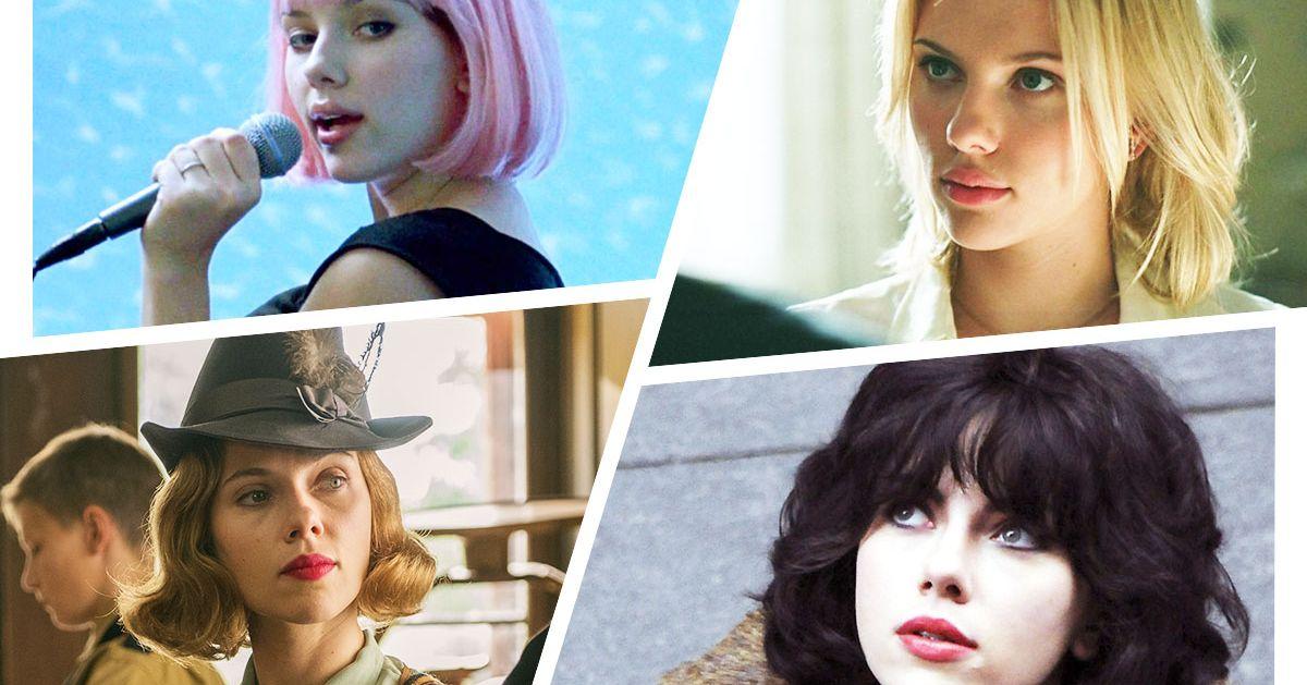 The Best Scarlett Johansson Movies Ranked
