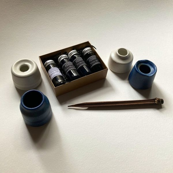 London Pigment Calligraphy Set