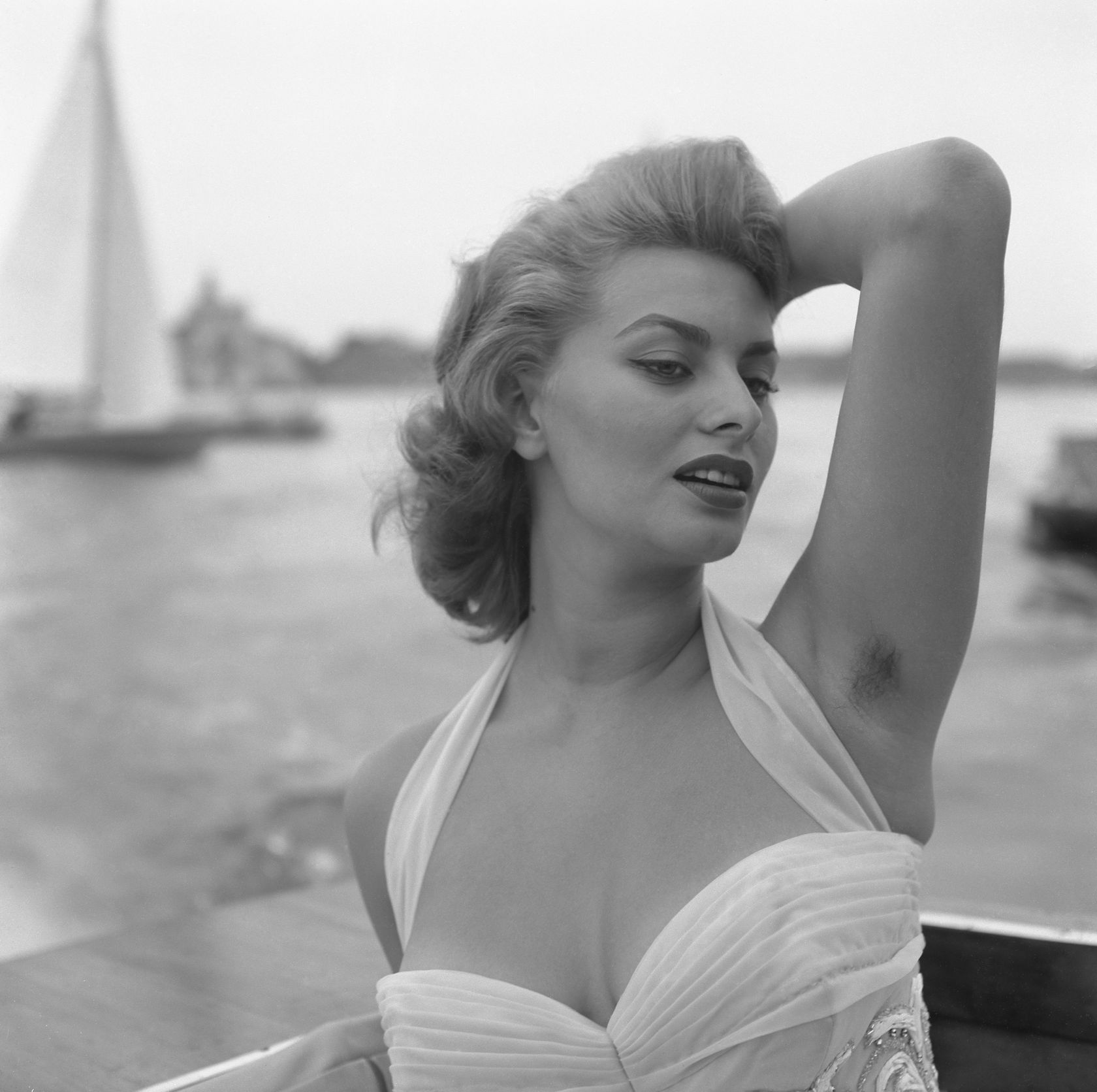 sophia loren 16 amazing women with armpit hair the cut