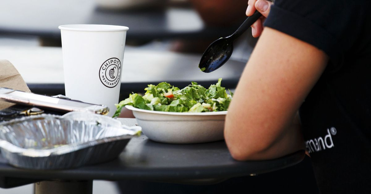 Chipotle Wins by Removing 'Friction' — That Is, Human Contact — From Your Experience