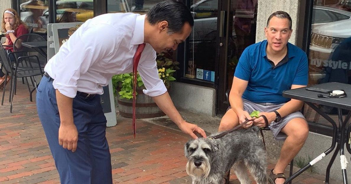 Julián Castro Appeals to the Animal-Rights Vote