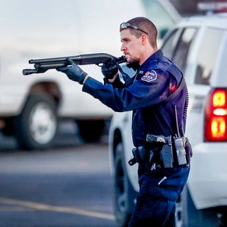 Kansas workplace shooting