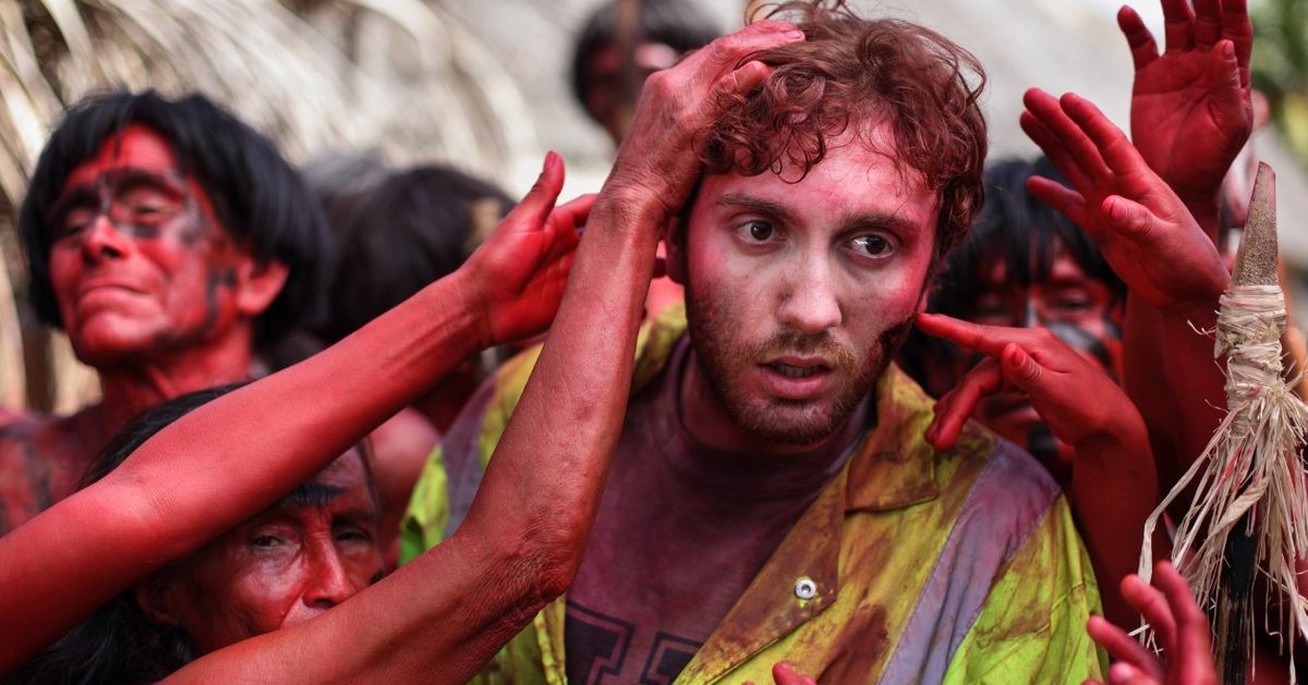 In Green Inferno Eli Roth Honors The Cannibal Gore Tradition With