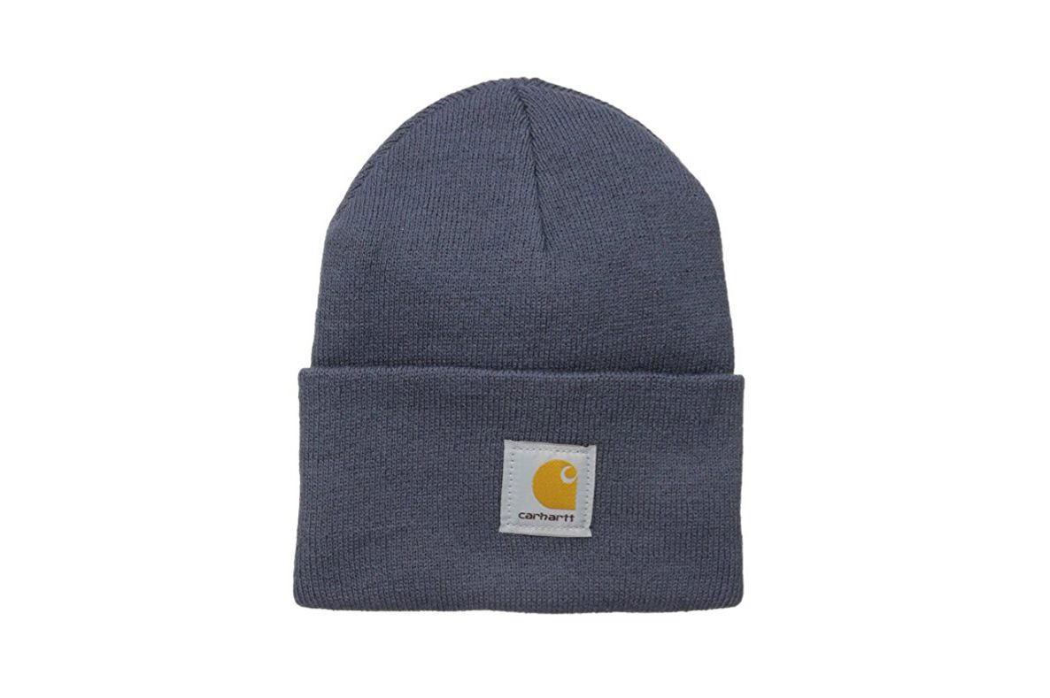 Carhartt Watch Hat A18 — Bluestone