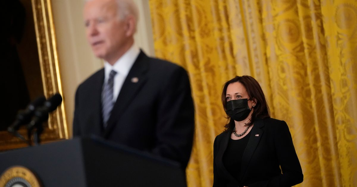 Biden Puts Harris in Charge of Diplomatic Effort to Curtail Migration