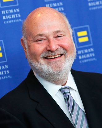 rob reiner does not believe in equal line rights