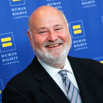 Actor Rob Reiner attends the 2013 Human Rights Campaign Los Angeles Gala at JW Marriott Los Angeles at L.A. LIVE on March 23, 2013 in Los Angeles, California.