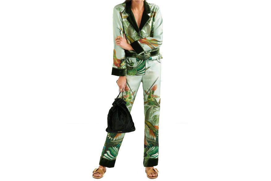 F.R.S. Pajama Shirt