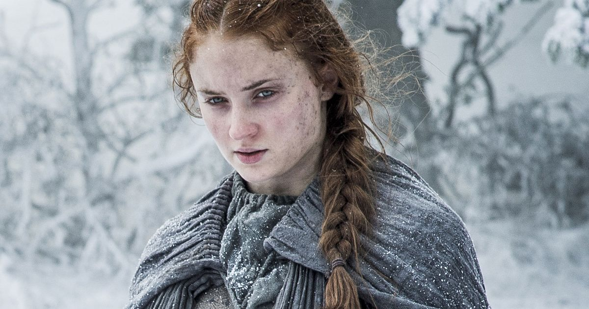 Game of Thrones' Sophie Turner on Why This Is Sansa Stark's Year