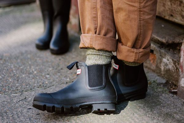 The Best Men's Rain Boots, According to Stylish Men