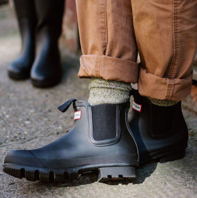 17 Stylish Waterproof Boots for Men