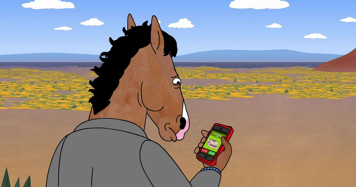 Bojack Horsemen