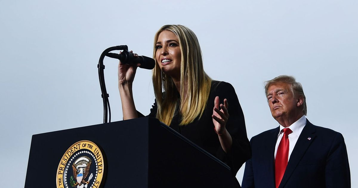President Trump, Who Wanted Ivanka to Run World Bank, Blasts House Democrats as 'Inexperienced'