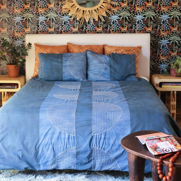 Jungalow Rhythm Quilt Set by Justina Blakeney
