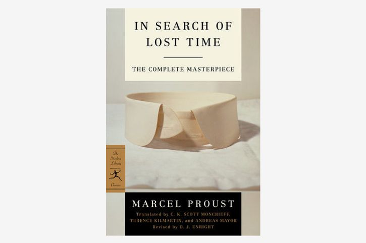 In Search of Lost Time, by Marcel Proust