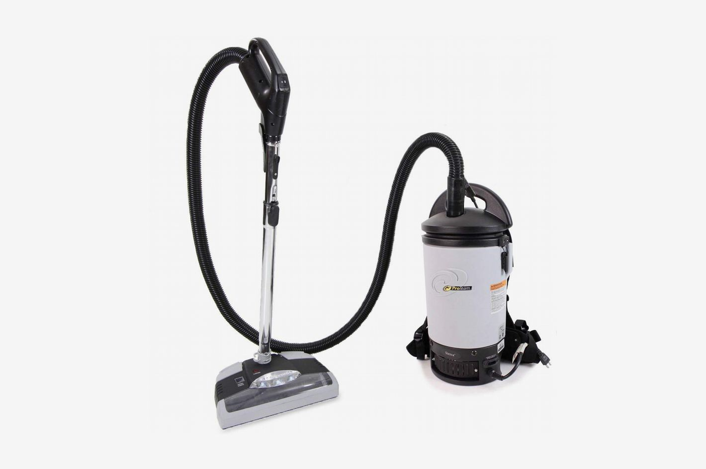 ProTeam 103242 Sierra Backpack Vacuum Cleaner