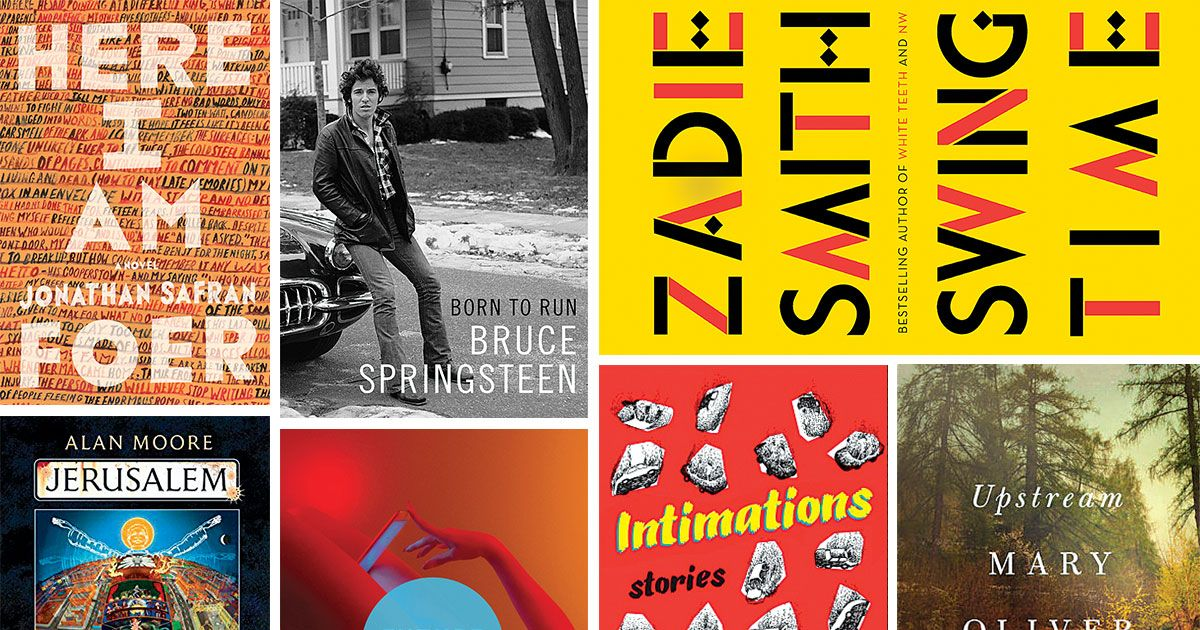 45 New Books to Read This Fall