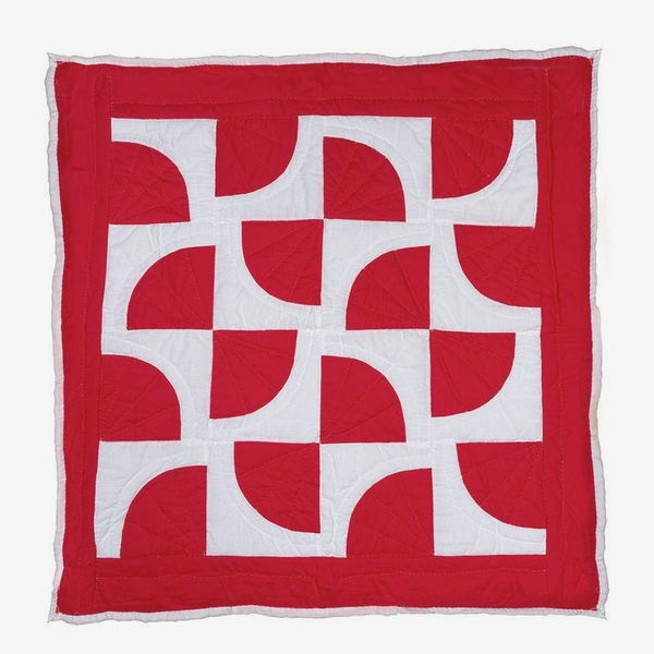 LunkysBaby Hand-Sewn Quilt
