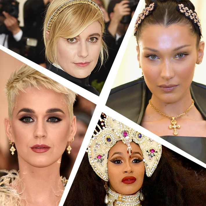 Photo Getty Images. Allore! It\u0027s the 2018 Met Gala!