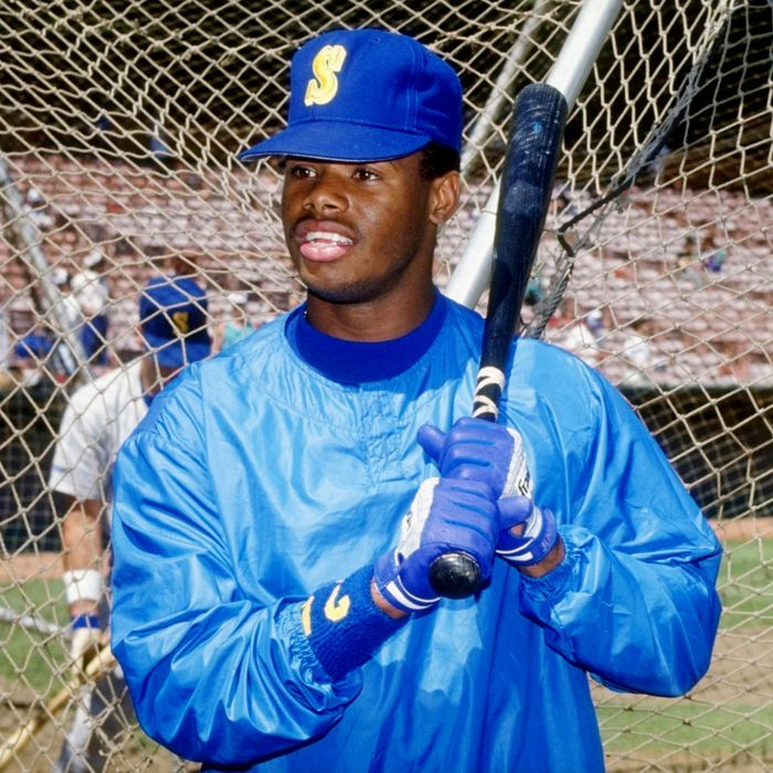 Ken Griffey Jr. Mariners