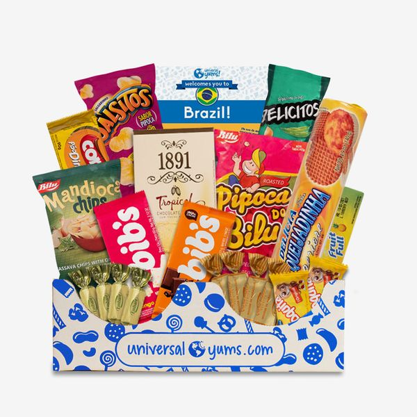 Universal Yums Box Subscription