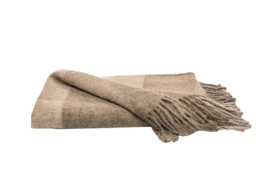 Brooklinen fall throw blanket