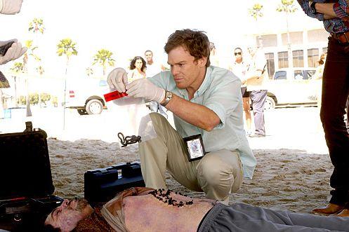 Michael C. Hall as Dexter (Season 6, episode 1) - Photo: Randy Tepper/Showtime - Photo ID: dexter_601_2308
