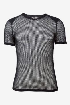 Brynje Merino Wool Thermo T-Shirt Unisex Base Layer with Inlay