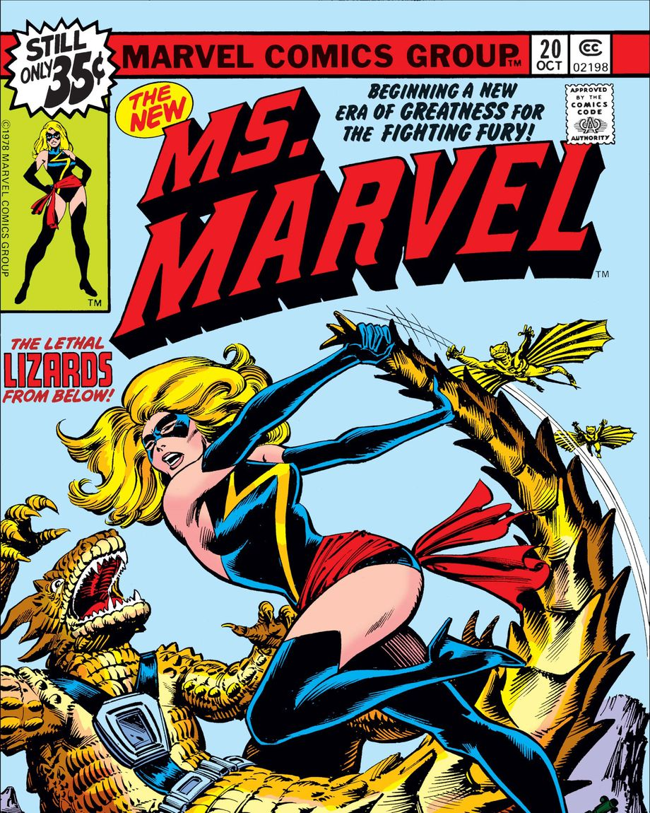 bf9521a2d8d6 Carol Danvers' Journey To Captain Marvel, In Costumes
