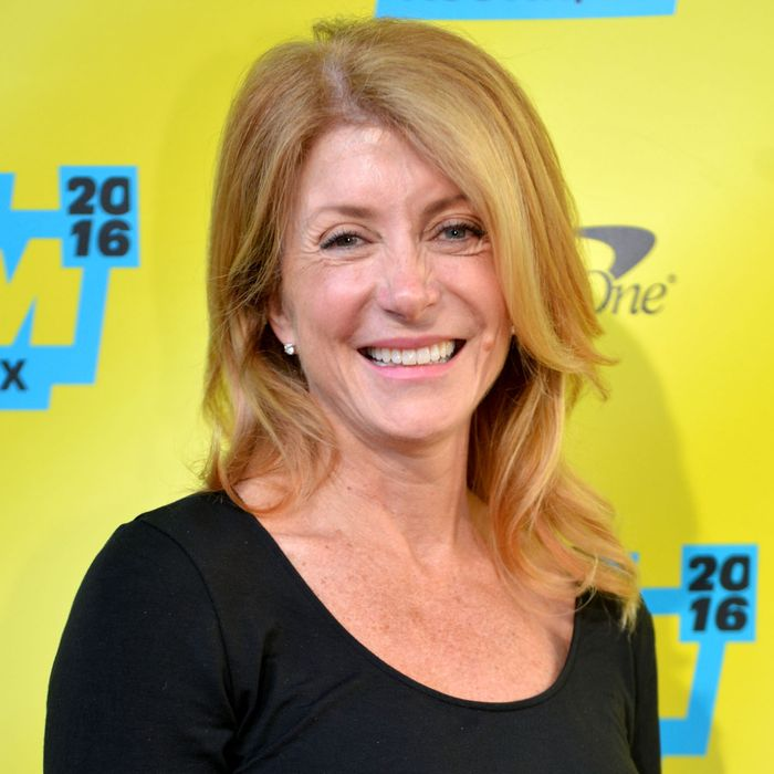 Wendy Davis speaking at SXSW today.