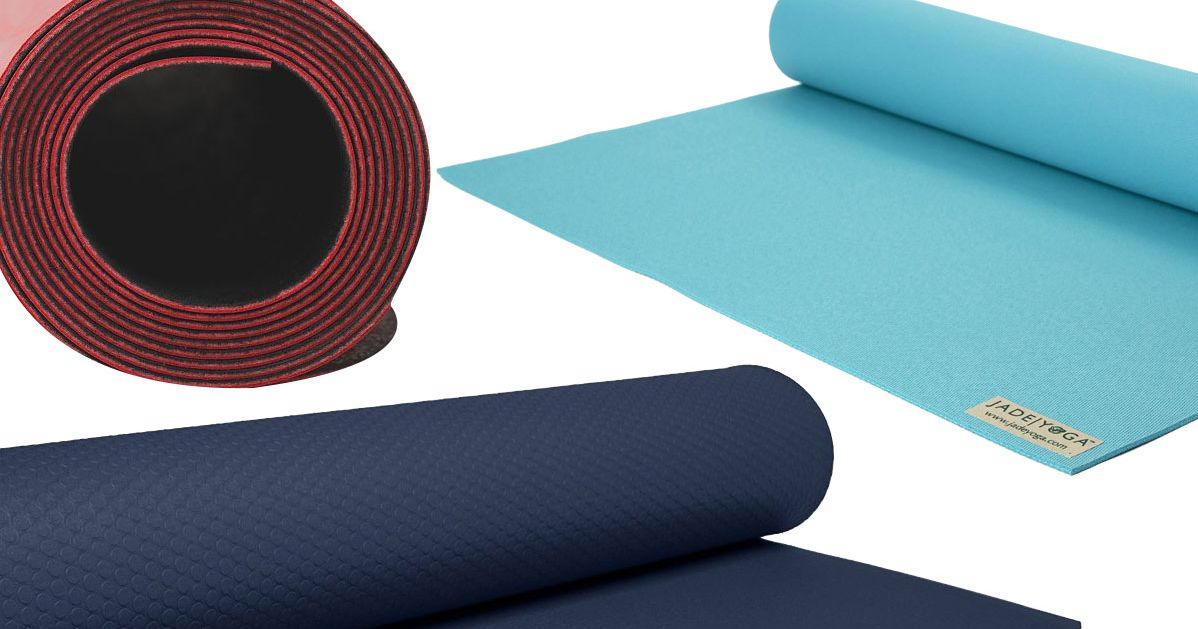 The Three Best Yoga Mats To Buy According To Yogis