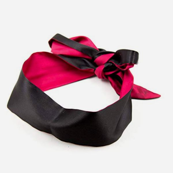 Satin Blindfold Soft Eye Mask