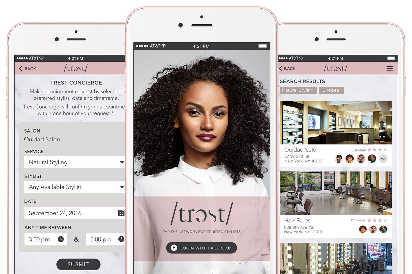 Meet the Apps Revolutionizing Black Hair Care