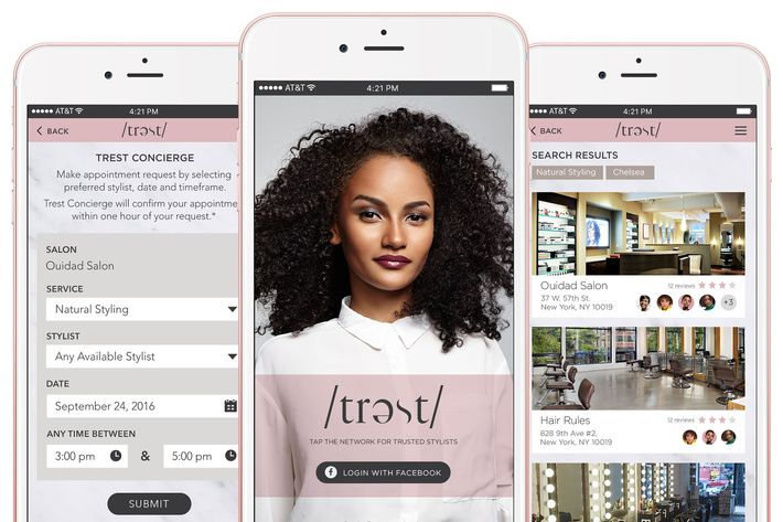 Groovy Meet The Apps Revolutionizing Black Hair Care Hairstyle Inspiration Daily Dogsangcom