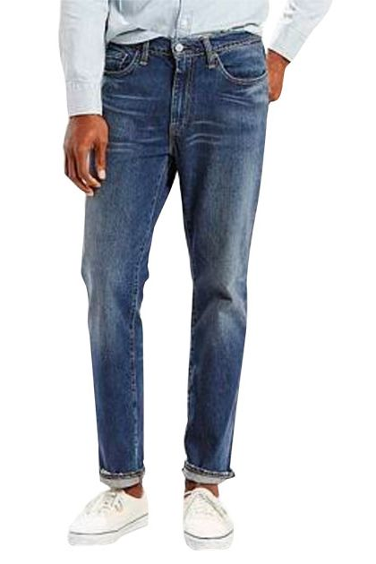 Best Athletic Jeans Levi