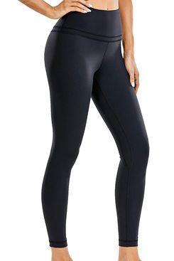 CRZ YOGA Naked Feeling Women's High-Waist Workout Leggings