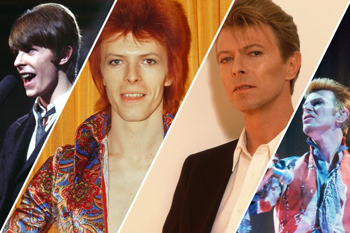 There was a Bowie for every era.