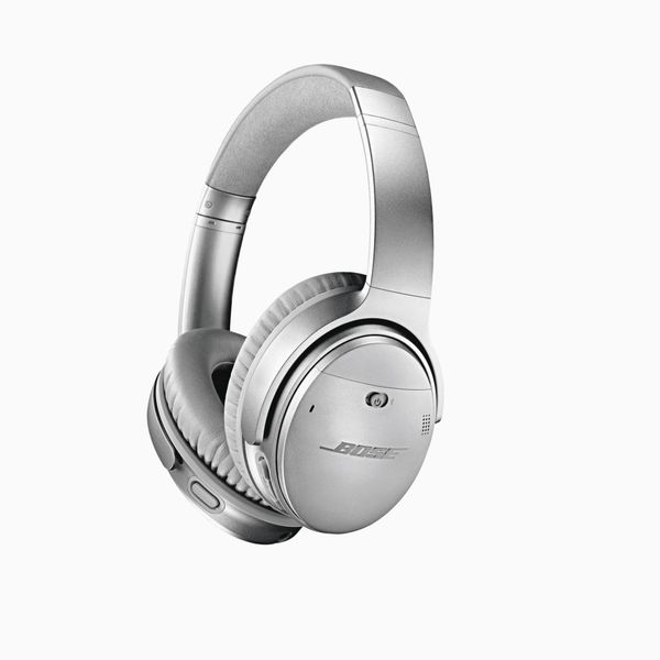 Bose QuietComfort 35 Wireless Over-Ear Headphones II with Google Assistant