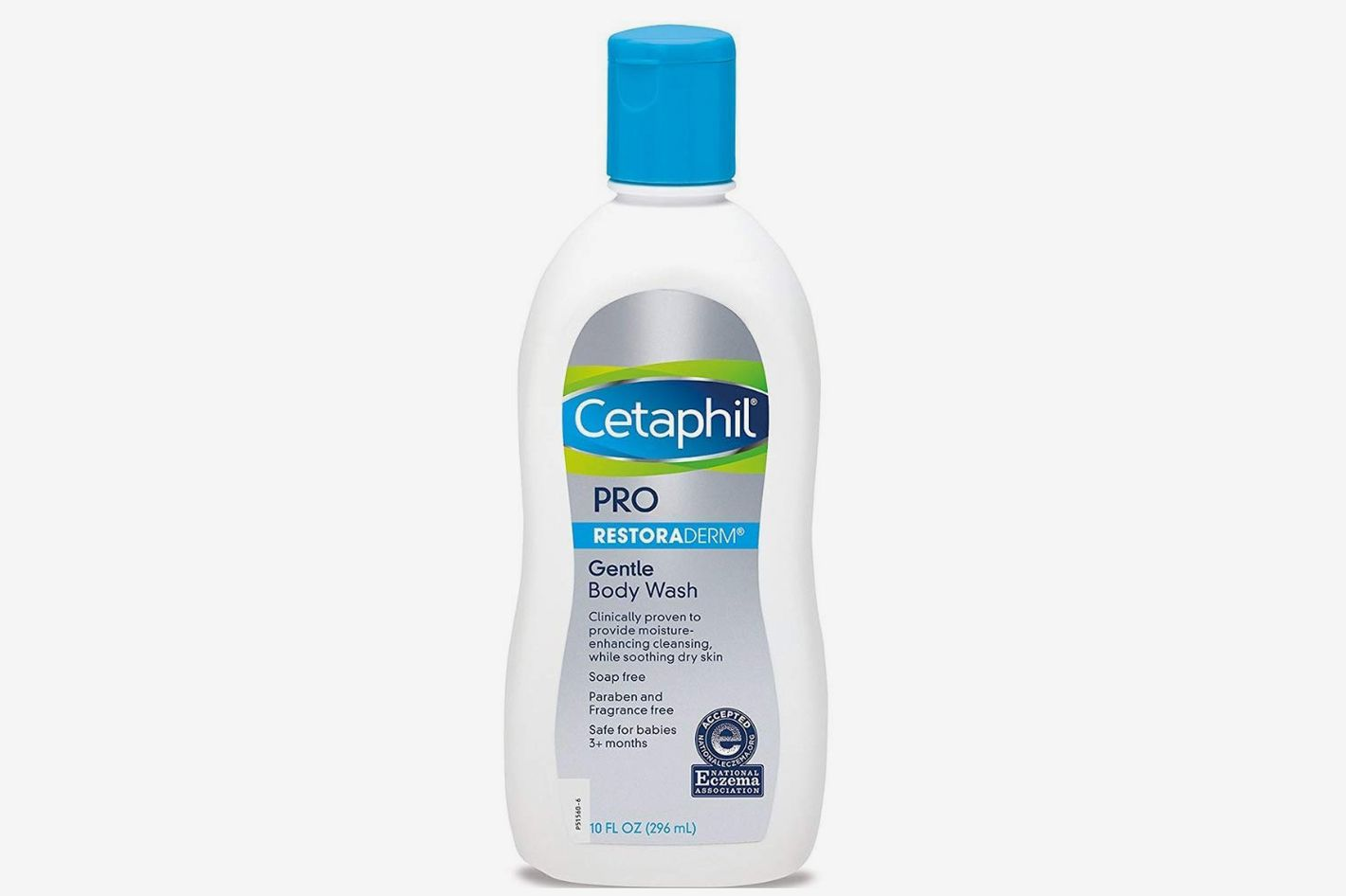 Cetaphil Pro Restoraderm,Gentle Body Wash 10 oz.