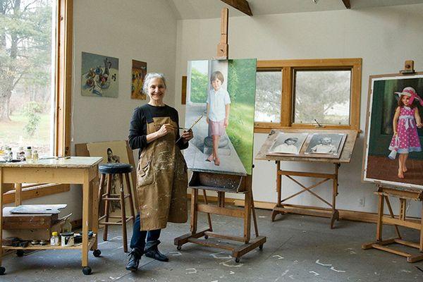 Stella Ehrich Portrait